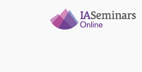 Iaseminars_online_overview_overview
